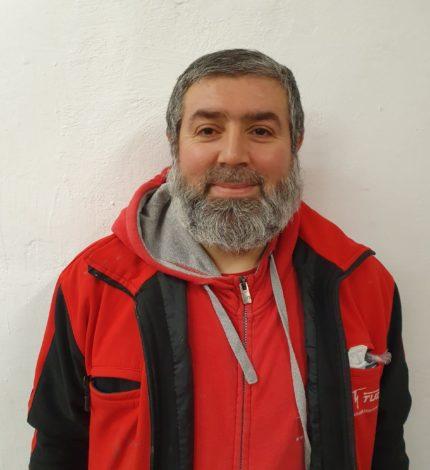 Elektrohelfer Adil Boztürk